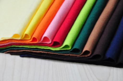 vải lót balo túi xách Polyester