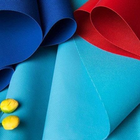 May balo quà tặng với chất liệu vải nilon