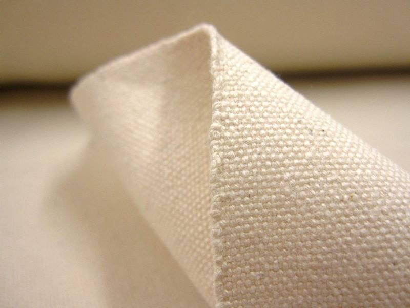 Vải bố, hay còn gọi là vải canvas thành phần 100 cotton