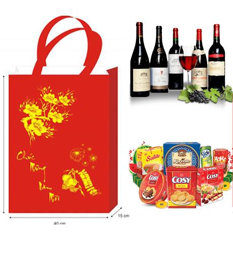 Các ngân hàng sử dụng túi vải quà tặng khuyến mãi cho khách hàng
