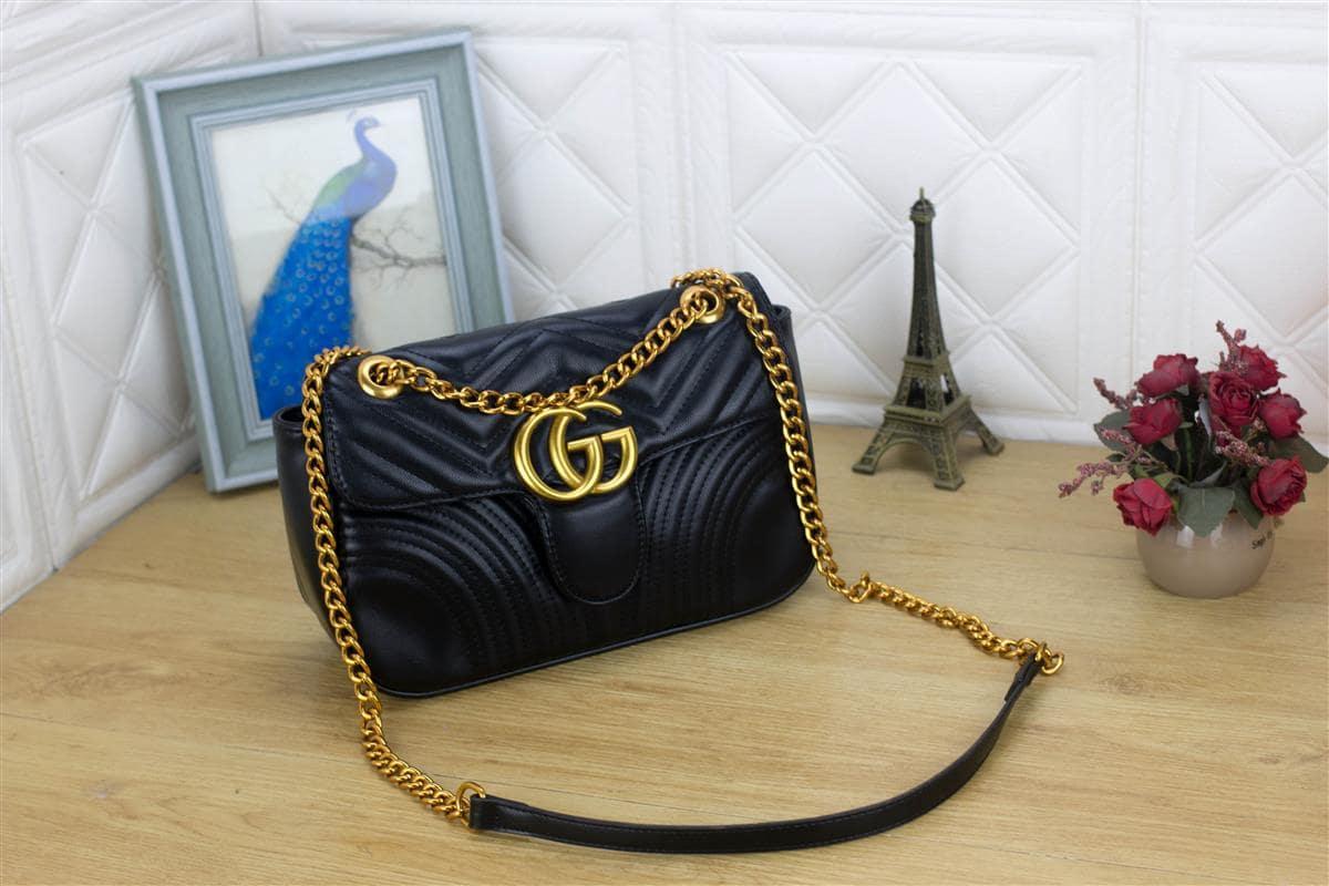 Túi xách nữ đeo chéo cao cấp Gucci Marmont
