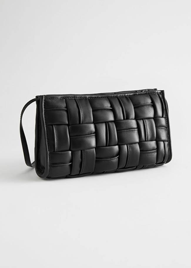 xu hướng túi xách có kết cấu chần