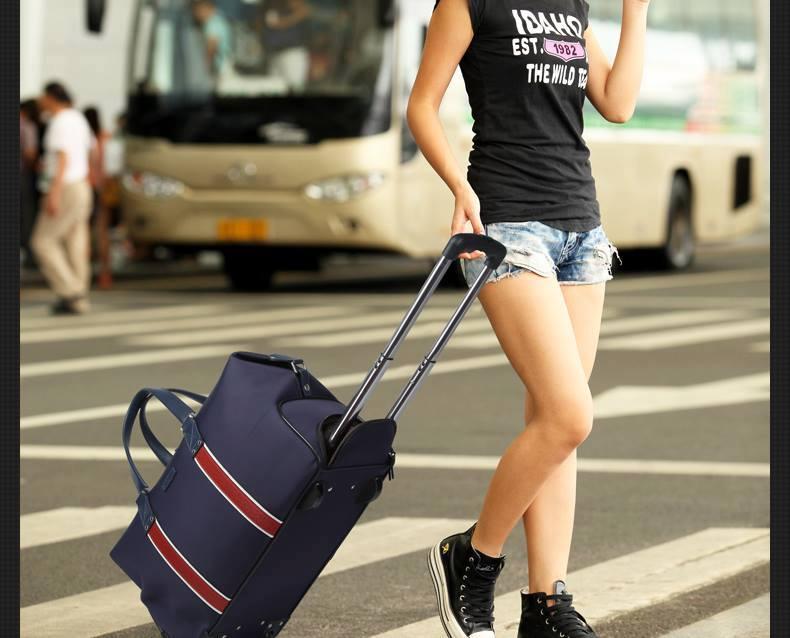 túi xách du lịch cần kéo cần lưu ý gì