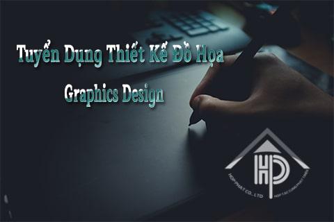 tuyển dụng thiết kế đồ họa designer