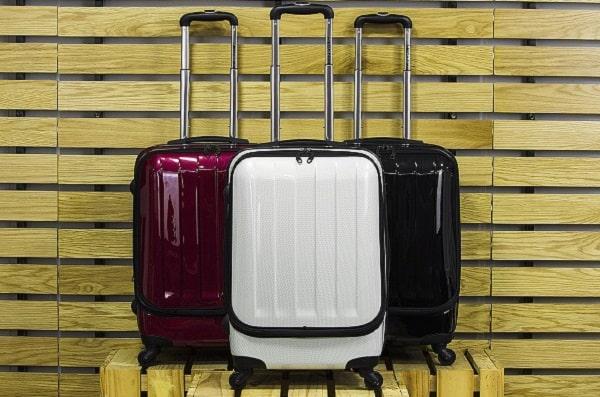 Chất lượng cao, giá thành hợp lý là ưu điểm nổi bật của vali nhập khẩu