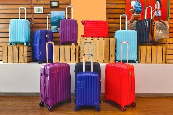 Lasole thương hiệu vali kéo nhập khẩu đến từ Đức