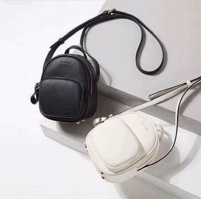 Mẫu balo đẹp làm quà tặng - Balo mini, túi đeo chéo