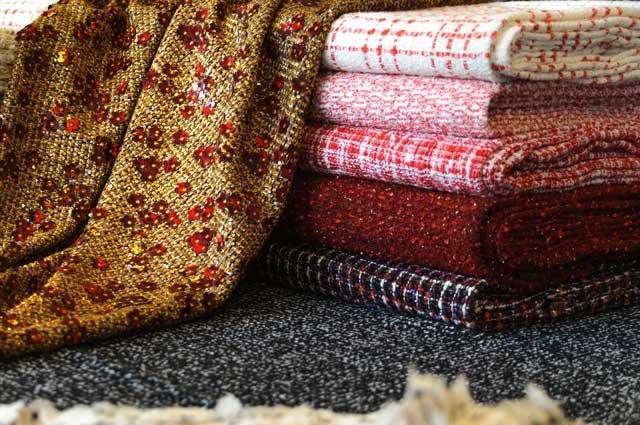 các thuộc tính của vải tweed