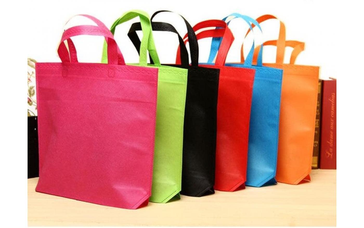 cần học cách sử dụng và bảo quản túi vải không dệt đúng cách