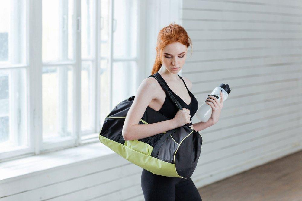 chất liệu túi xách thể thao cho nữ