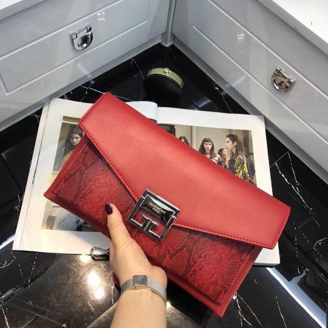 Ví cầm tay nữ Bifold Givenchy