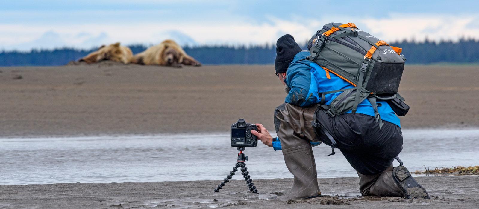 một số cân nhắc khi lựa chọn balo máy ảnh du lịch