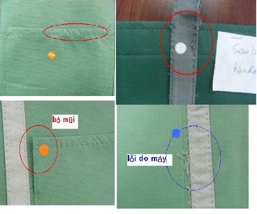 Công đoạn kiểm tra chất lượng trong quá trình may