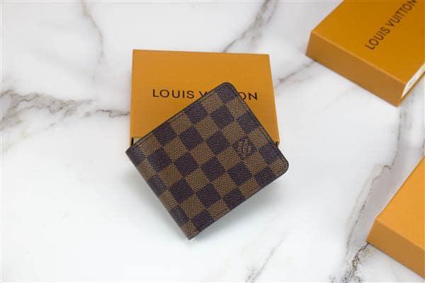 Nhận biết ví nam hàng hiệu xách tay qua cách đóng gói