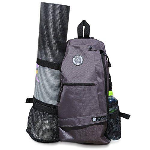 Aurorae Yoga Mat Carrier Bag