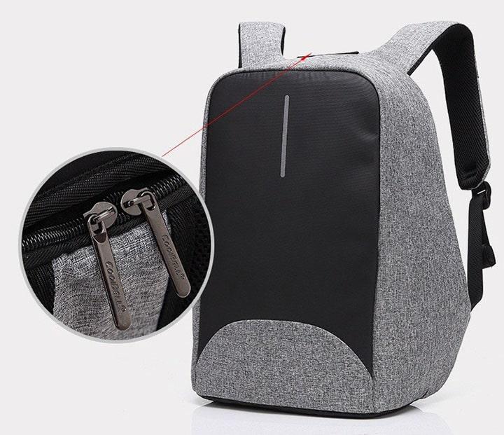 Bỏ túi 7 Tuyệt chiêu chọn balo chống trộm chất lượng cao