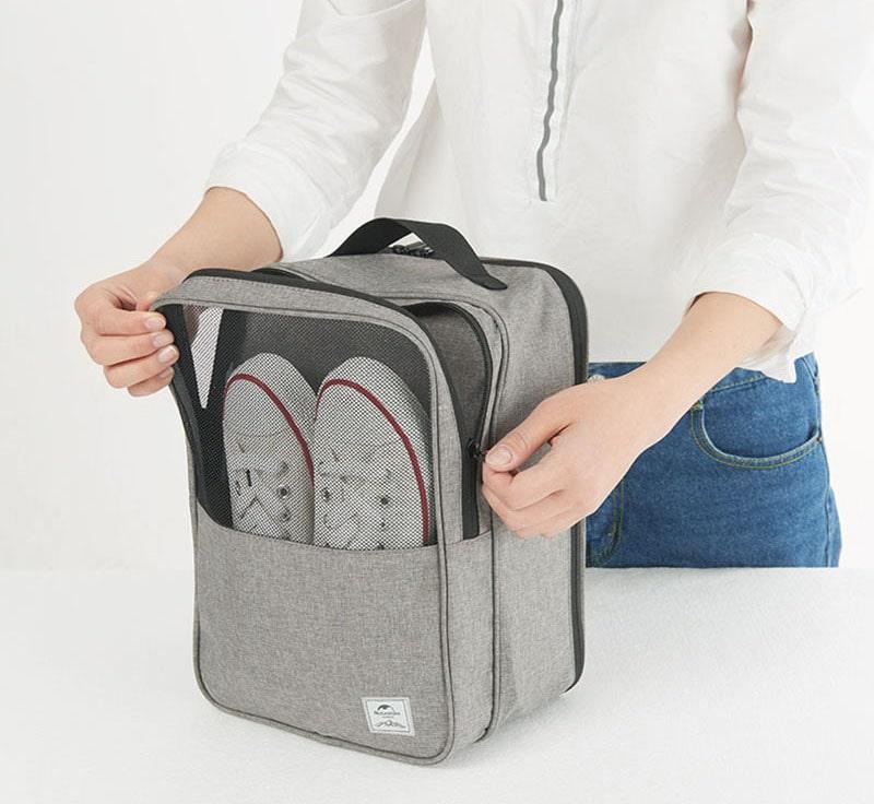 Mẫu túi du lịch đựng giày cá nhân