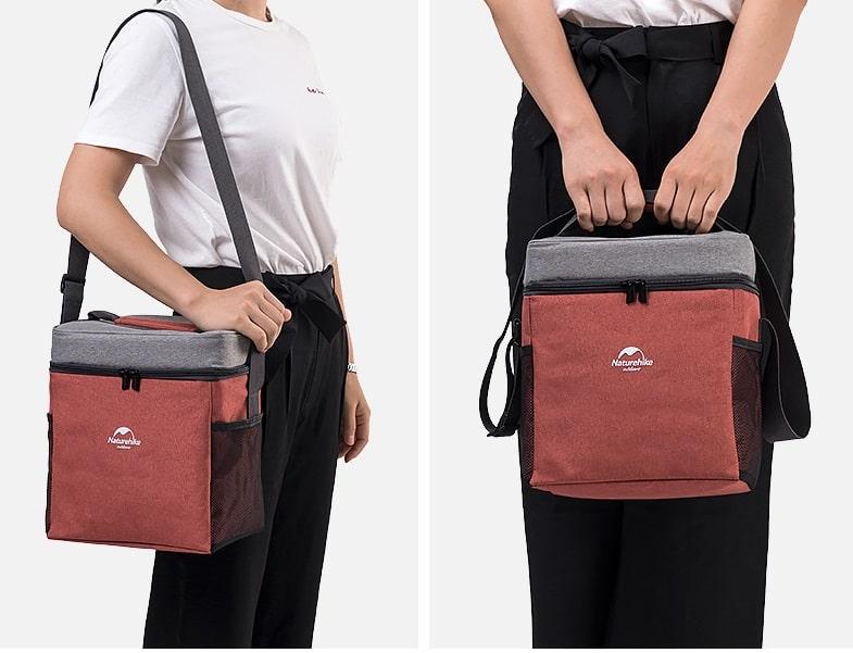 Túi giữ nhiệt Naturehike - Túi đựng hộp cơm cho dân văn phòng