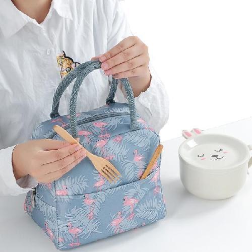 Túi giữ nhiệt đựng cơm đa năng