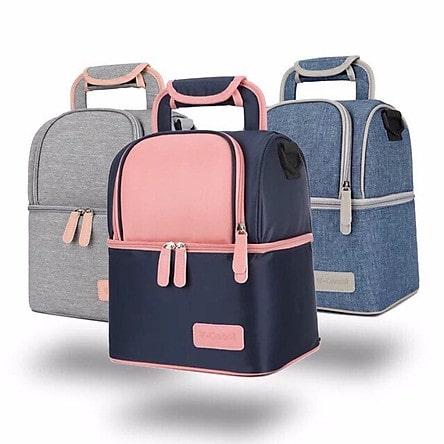 Chọn túi giữ nhiệt thức ăn nên để ý đến chất liệu của sản phẩm