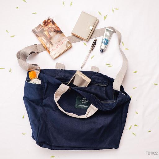 Túi vải bố Oversize