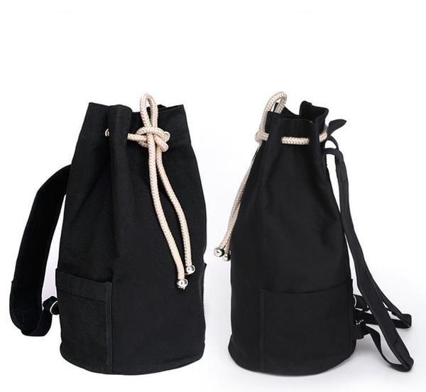 Túi vải bố giá rẻ kiểu balo dây rút