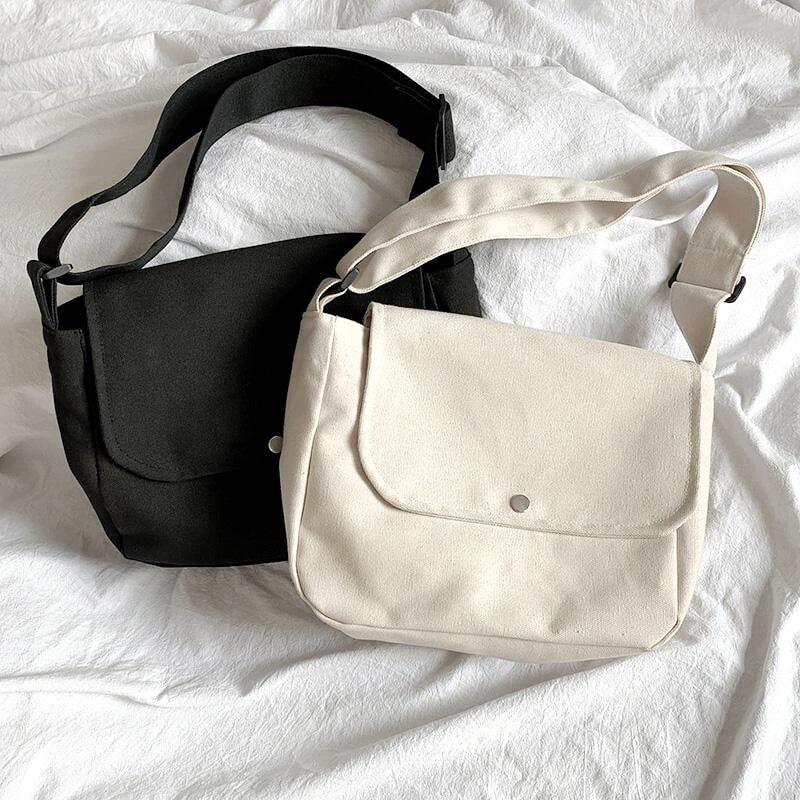 Túi xách vải Basic thời trang đầy ấn tượng