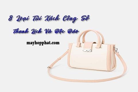 8 loại túi xách công sở đẹp