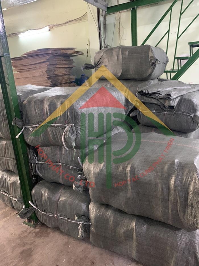 Quy trình đóng gói chuẩn bị giao hàng - Hàng thành phẩm