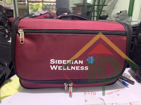 Thành phẩm túi đựng dụng cụ Siberian Health