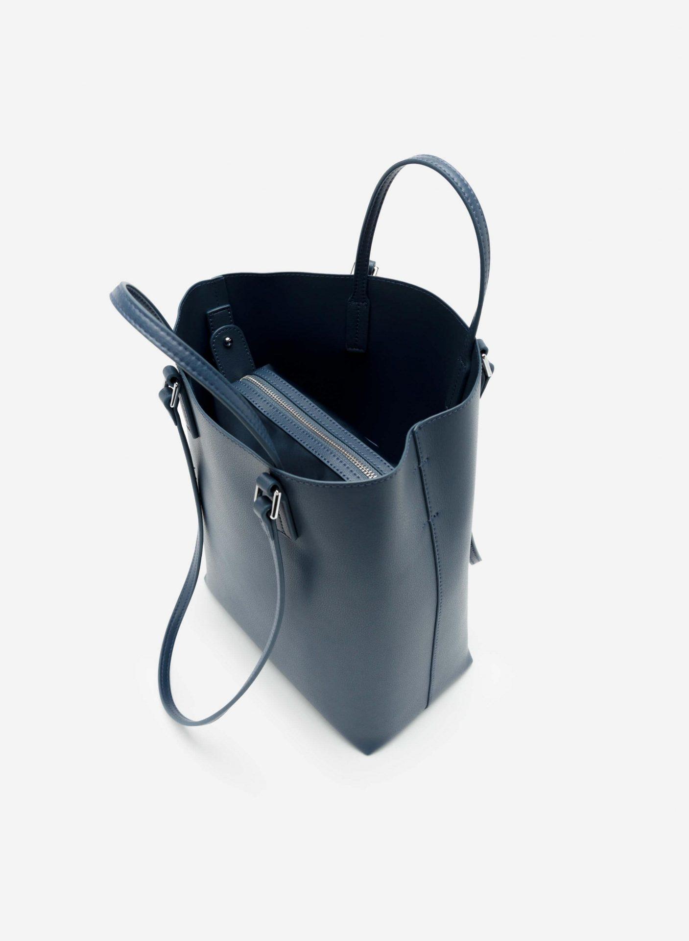 Túi tote công sở Vascara với 4 quai đa năng đầy cá tính