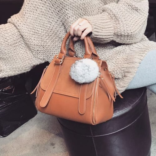 Túi xách công sở mang phong cách Hàn Quốc