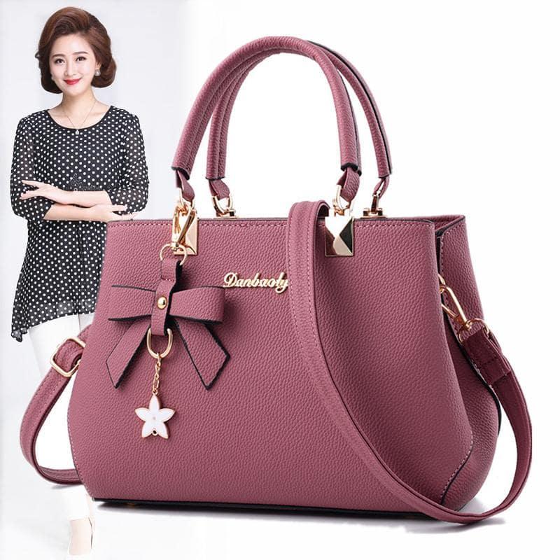 Túi xách nữ trung niên nên được cách tân sẽ đẹp hơn rất nhiều