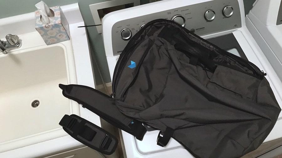 Đọc kỹ hướng dẫn sử dụng trước khi giặt túi