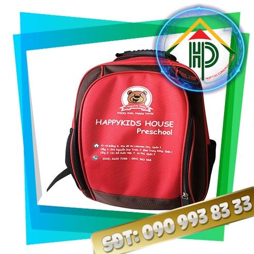 Balo Mầm Non Happykids House