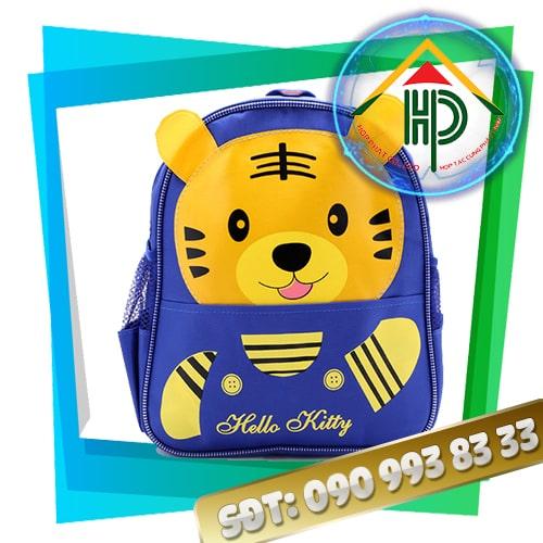Balo Mầm Non Hello Kitty