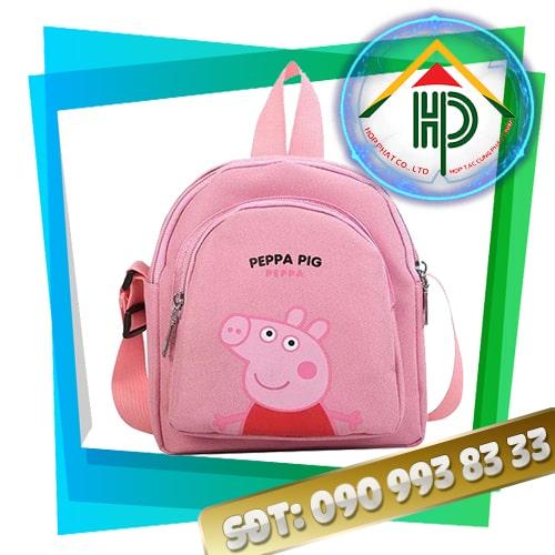 Balo Mầm Non PEPPA PIG