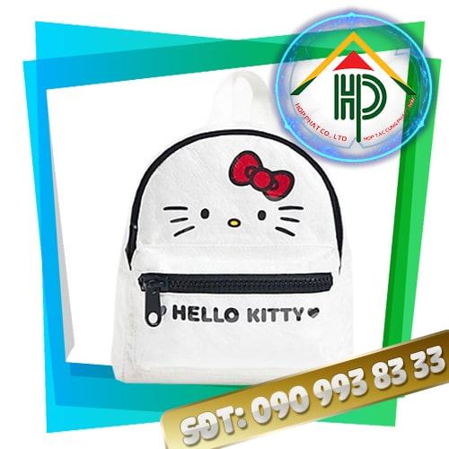 Balo Thời Trang Hello Kitty