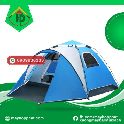 Lều Cắm Trại 2 Người Tự Bung