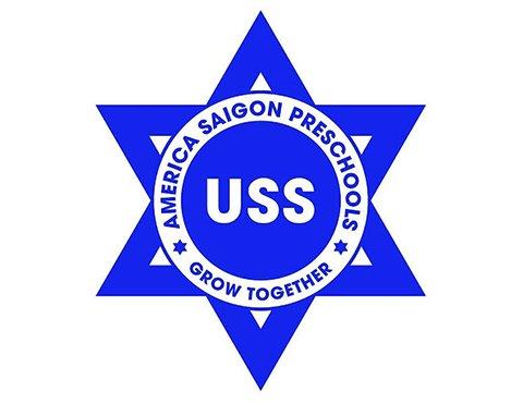 Logo Mầm non Mỹ- Sài Gòn
