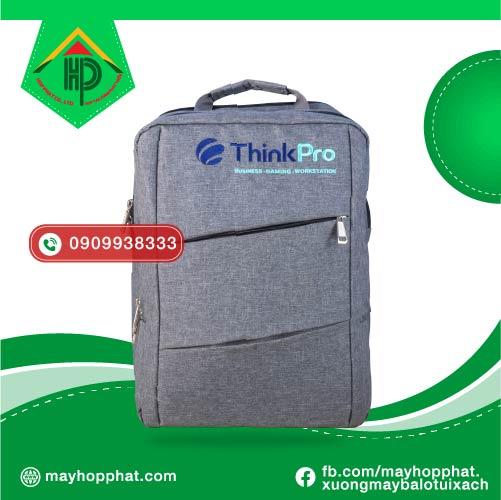 Balo quà tặng laptop thinkpro