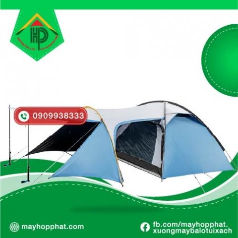 Lều Cắm Trại Cho 8 người