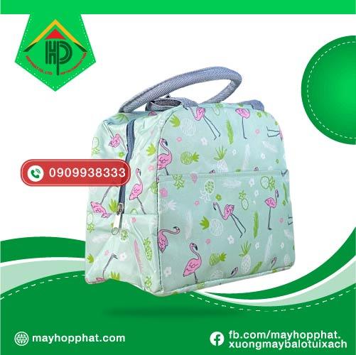 Túi giữ nhiệt họa tiết chú hạc