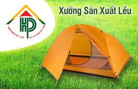 Xưởng sản xuất lều cắm trại Hợp Phát