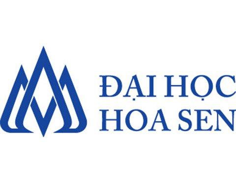 Logo Trường Đại Học Hoa Sen