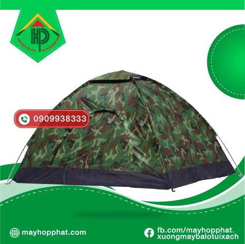 Lều quân đội