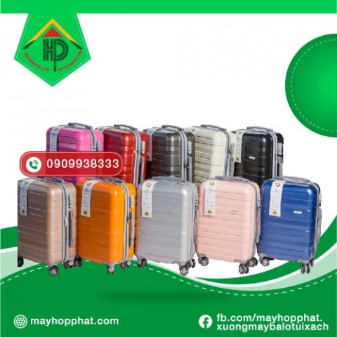 May vali nhựa giá rẻ